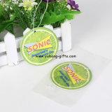 En forma de frutas diversas Scent Ambientador de papel para la promoción (YH-AF127)