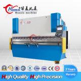 Máquina de dobra hidráulica Wf67k do freio da imprensa da placa do CNC de Huaxia