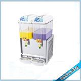 Concurrerende Prijs 2 Automaat van het Sap van de Machine van Juicer van het Fruit van Tanks 12L de Koude