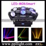 Indicatore luminoso capo mobile infinito della barra di rotazione 6heads LED
