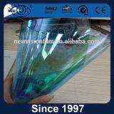 Alto colore di IR che cambia la pellicola tinta Chameleon decorativo dell'automobile della finestra