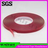 Ruban adhésif de mousse acrylique transparente à haute densité de la bande Sh368-15 de Somi