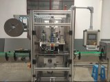 Sola máquina de etiquetado de la funda del encogimiento del PVC de la pista