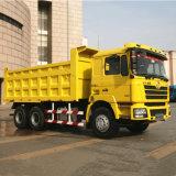 F3000 Shacman 10 roues de camion à benne camion à benne basculante 6X4