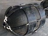 Fender neumático con goma Mat neto personalizar el tamaño
