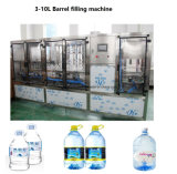 Machine de conditionnement automatique de remplissage de boissons de faible à haute capacité