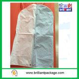 Tampa do terno do algodão, natural ou branco ou colorido