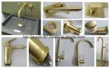 Marca de fábrica de torneiras Kaiping Ouro escovado torneira da Bacia de cozinha