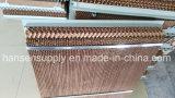 Guangzhou Weter que refrigera as peças do quadrado do refrigerador de ar da almofada refrigerar evaporativo