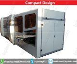 Máquina de formação térmica com empilhador de vidro