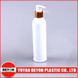 botella redonda del hombro del animal doméstico del cilindro 250ml del aerosol de la botella plástica de la bomba (ZY01-B029)