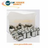 Vário bit de tecla do carboneto de tungstênio do ISO do carboneto cimentado