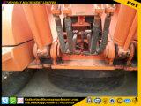 Utiliza la maquinaria de construcción de la excavadora de ruedas Doosan 300LC-7 de la excavadora Doosan 300LC-7