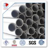4 tubulação de aço inoxidável sem emenda de Inch*8mm A312 316L