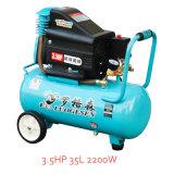 компрессор винта воздуха 2200W 3.5HP главный портативный