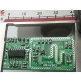10.525GHz de hoge Module van de Sensor van de Motie van de Microgolf van de Gevoeligheid voor het Automatische Systeem van het Alarm hw-S01