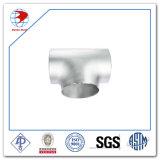 12 pulgadas de alta calidad ASTM A815 Ss roscado Igualdad Tee