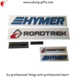 衣服(YH-L010)のための3D PVCラベルのゴム製パッチ
