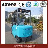 Marca de fábrica de China Ltma carretilla elevadora hidráulica eléctrica de 3.5 toneladas