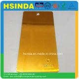 Rivestimenti arancioni della polvere di spruzzo di prezzi all'ingrosso della caramella elettrostatica della vernice