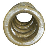 El alambre de acero destemplado negro SAE1006 con el fosfato cubrió