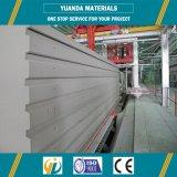 AAC (ALC)の軽量のコンクリートの壁のパネル
