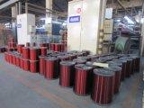 Collegare di alluminio smaltato di bobina