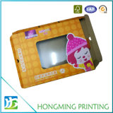 Одежды Corrugated картона изготовленный на заказ упаковывая печатание коробок