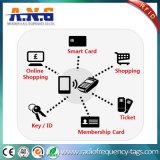 Moeda de RFID ABS à prova de token de Tag com cola de 3m