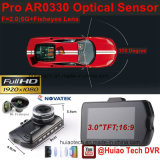 """Hot 3.0 """"Full HD1080p Car DVR com 5.0mega Car Camera, G-Sensor, Detecção de Movimento, Visão noturna, WDR DVR-3001"""