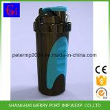 Matériau écologique petite bouche Shaker avec bille de métal