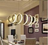 Het nieuwe Cirkel Acryl LEIDENE Licht van het Plafond