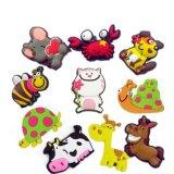 Magnete animale unico del frigorifero di figura per il regalo dei bambini