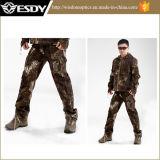 El pitón que va de excursión al aire libre de los colores de la alta calidad 3 jadea los pantalones militares