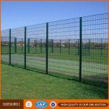 Revêtement en poudre Treillis Soudés Fenceing de sécurité pour la vente