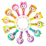 아이 플라스틱 교육 음악 지팡이 아기 장난감