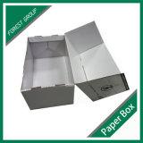 Boîte à carton de stockage de viande à papier personnalisée