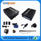 Alarme inteligente para automóvel Rastreador de GPS do veículo com sensor de combustível da câmara a RFID