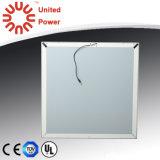 luz de painel 600*600mm do diodo emissor de luz 40W com UL/CE/RoHS