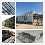 Низкая стоимость и высокое качество полуфабрикат стальной строя Китай