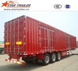 Remolque 13.75m 3 Ejes Van tipo de carga