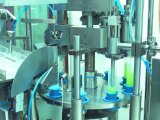 プラスチック管のFilling&のシーリング(テール閉鎖)機械(SGF)