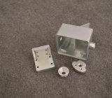 Aangepaste Aluminum CNC Machining Parts voor elektronische Equipment