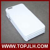 Caja en blanco del teléfono móvil de la sublimación 3D para el iPhone 7