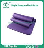 Stuoia ecologica di yoga di spessore NBR della stuoia 12mm di sport per forma fisica 2017