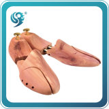 Civière en bois aromatique de chaussure, arbre de chaussure