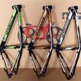 Marcos de la bici de la aleación de aluminio de la bicicleta de la alta calidad diversos (ly-a-53)
