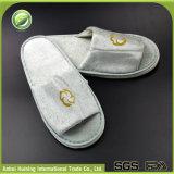 Hotel descartáveis personalizados chinelos para comentários