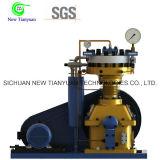 0.95-2.5MPa de Compressor van het Diafragma van het Gas van het Neon van de Werkdruk