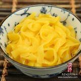 Perte de poids konjac fraîche instantanée humide de nouille de Fettuccine de raccord en caoutchouc de Shirataki